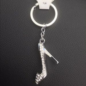 Accessories - High heel key chain